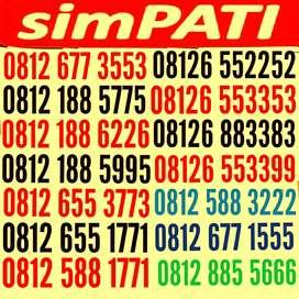 Simpati Telkomsel 11 DIGIT nomor TJANTIK