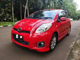 Toyota Yaris 2013 matic