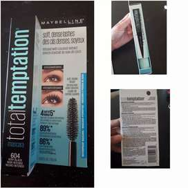 Maybelline Temptation Mascara NEW