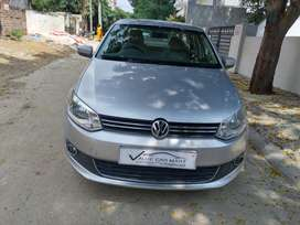 Volkswagen Vento Highline Petrol AT, 2010, Petrol