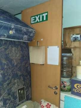 Pintu counter tinggi 225cm