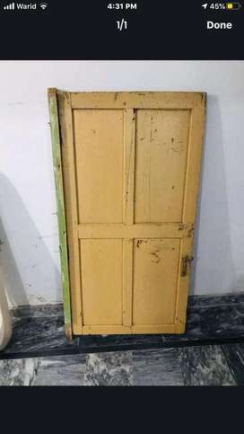 Darwaza / wooden door