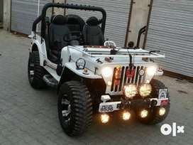 Modified Jeep all India delivery with NOC
