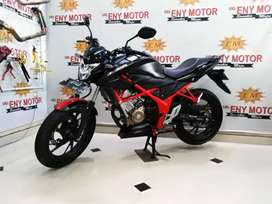 Ready sport led all new cb150r- eny motor