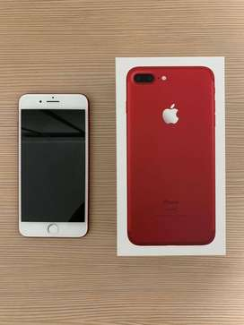 7 plus in 128 gb with all accessories in superb condition get it fast