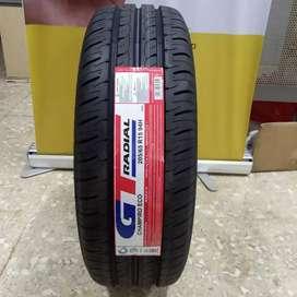 Ban  murah GT Radial lebar 205-65 R15 Champiro Eco Katana