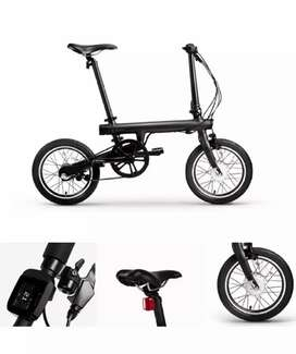 QiCycle - Xiaomi Electric Booster Bicycle black