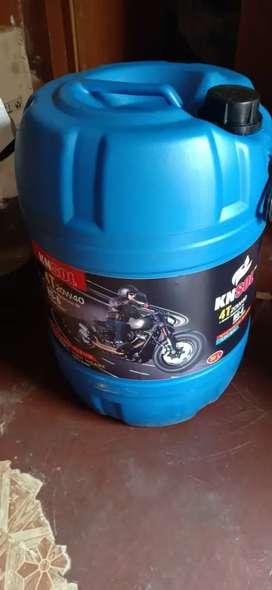 KNSOL engine oil 20w50 CNG 50L Drum