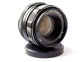 Helios 44M-4 58mm F2 Manual Lens for Nikon/Canon/Sony & all Cameras