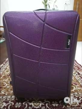 Safari Hard Trolly Luggage Suitcase