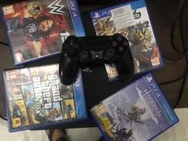 Ps4 1 Tb slim in excellent condition