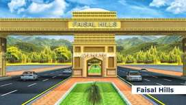 file for sell in Faisal hills