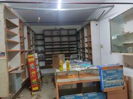 shop for rent with furniture