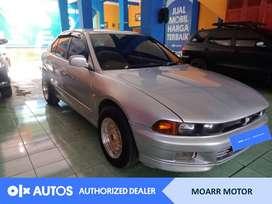 [OLXAutos] Mitsubishi Galant 2000 Bensin A/T Silver #Moarr Motor
