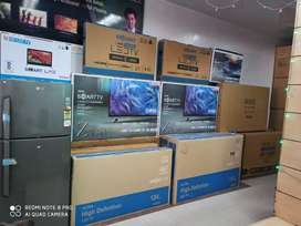 """40"""" full HD  smart plus Android LED TV with warranty"""