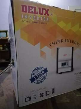 Delux Invertor Ups with Battery Package