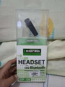 Dijual headset bluetooth