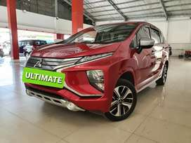Mitsubishi XPander 1.5 Ultimate AT 2018 Merah, Km 35 ribuan