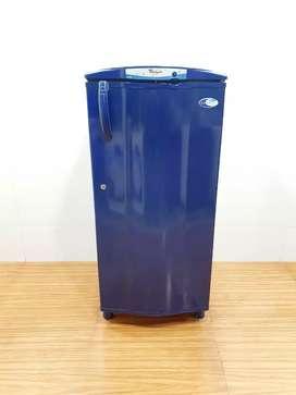 Whirlpool single door 200 litre refrigerator