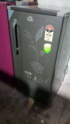 Brand single door fridges starting 4000