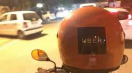 Uber biket