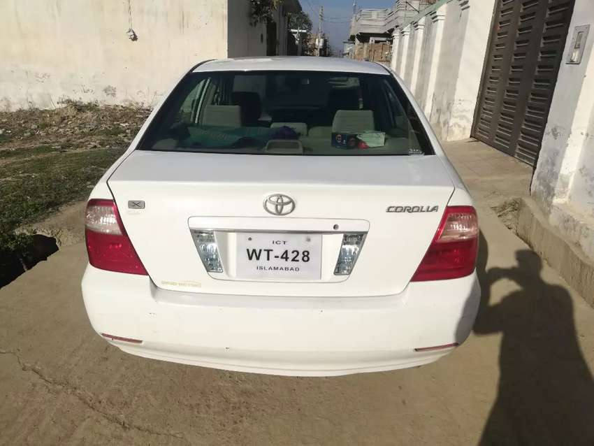 Toyota 2012 model good condition