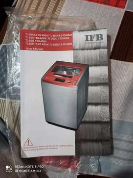 IFB FULLY AUTOMATIC GOOD CONDITION With2years  Warrenty