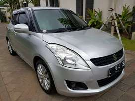 Swift GX Silver  tahun 2013  Manual