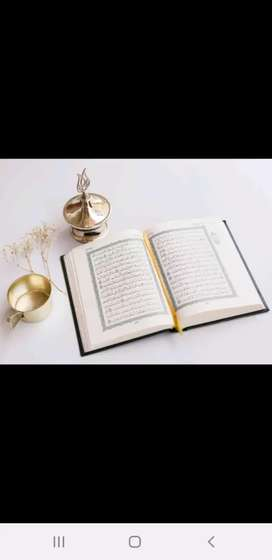 Quran Home Tutor Available