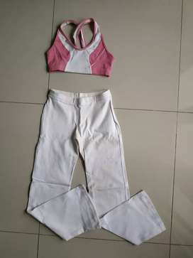 Baju Senam, Merk Crystal High Class Size M.