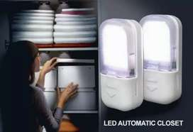 PROMO - Lampu Sensor Lemari Otomatis / Lampu Lemari Led Otomatis
