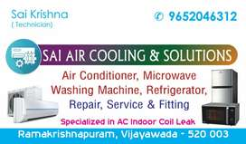 Ac servive and repairs