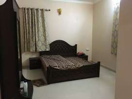 Without owner 1 bedroom 1 drawing room hall furnished vasant vihar
