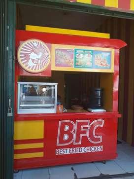 Dibutuhkan karyawan bfc
