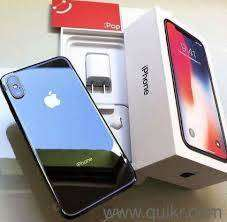 I phone x  cash on delivery