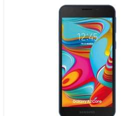 Samsung a2core 1 gb ram 16gb  internal good condition
