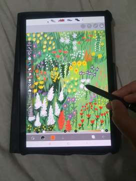 Samsung Galaxy Tab S4 MULUS 100%, MASIH GARANSI, BONUS CASE