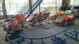 modern DA pasir ajaib usaha persewaan odong coaster