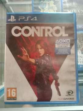 Kaset game bd ps4 Control