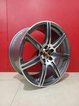 toko velg mobil murah surabaya strike ROSTOCK Ring18x8/9 Mercy xpander