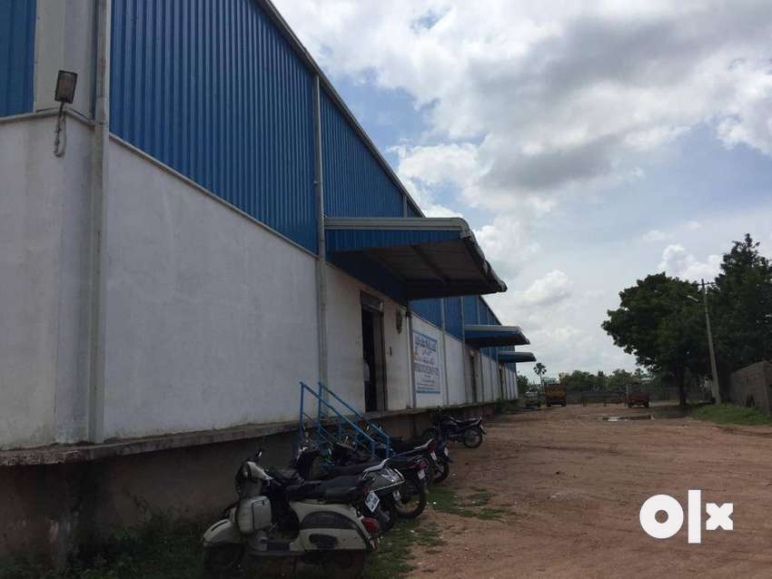 50000sft warehouse space for rent in amberpet 0