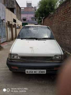 Maruti Suzuki 800 1999 Petrol Good Condition
