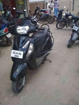 Good Condition Suzuki Access 125Z with Warranty |  2609 Bangalore