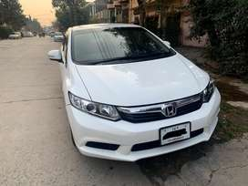 Honda civic vti prosmatec 2014, islambad no , origional condition