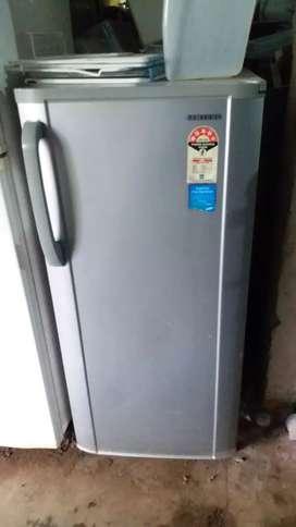 Single door fridges starting 3999 onwards