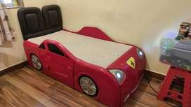Ferrari Kids Car Bed
