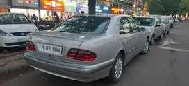 Mercedes-Benz E-Class 2000 Petrol 125000 Km Driven