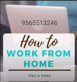 Part time job data tying online