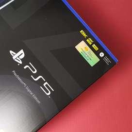 PS5 Digital Edition Resmi