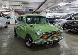 Austin Morris Mini Cooper Antik